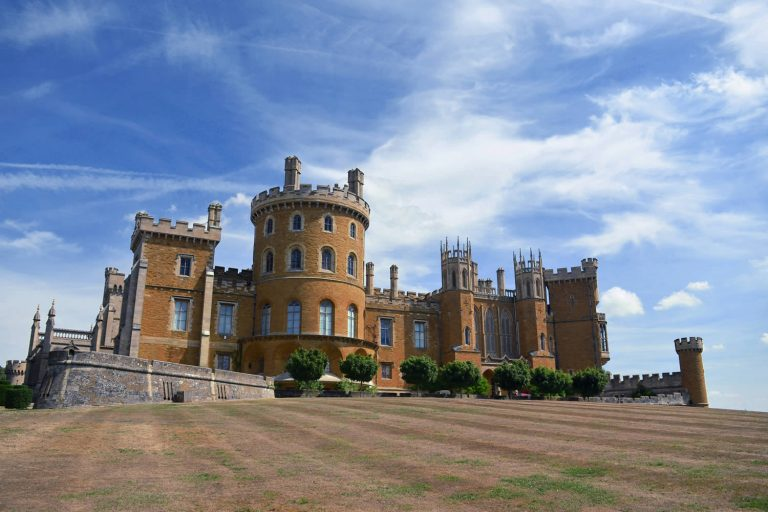 Belvoir Castle Leicestershire