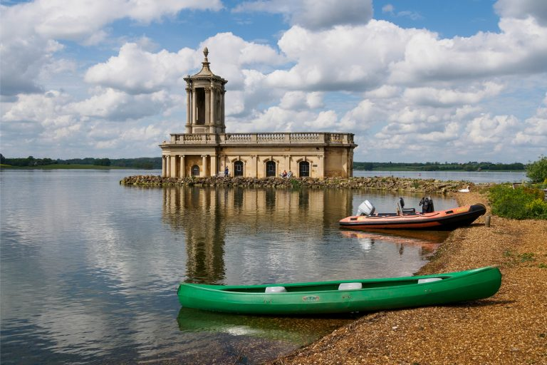 Rutland Water Leicestershire